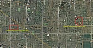 GIlbert Riparian Preserves IBA GIS Map
