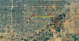 Gilbert Riparian Preserves IBA GIS Map - zoomed out