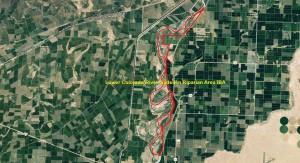 Lower Colorado River Gadsden Riparian Area IBA GIS Map