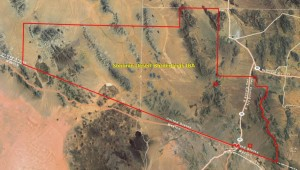 Sonoran Desert Borderlands IBA GIS Map
