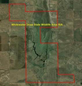 Whitewater Draw SWA IBA GIS Map