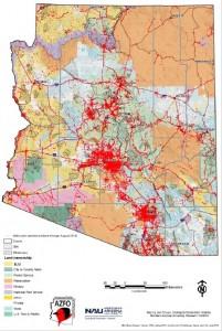 eBird map by Joe Crouse image