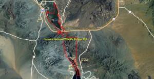 Havasu National Wildlife Refuge IBA GIS Map