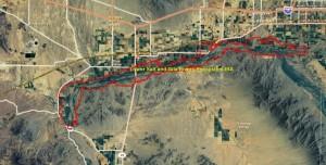 Lower Salt and Gila Rivers Ecosystem IBA GIS Map