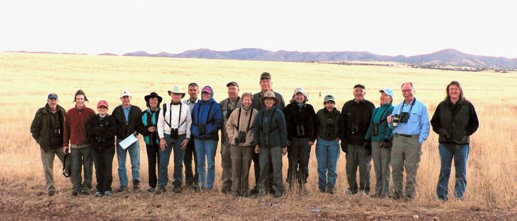 San Rafael Grasslands IBA Survey Crew!