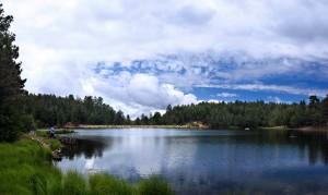 Riggs Lake by Alan Stark