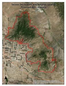 Tucson Sky Islands Imagery