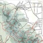 Huachucas Trail Map_top portion